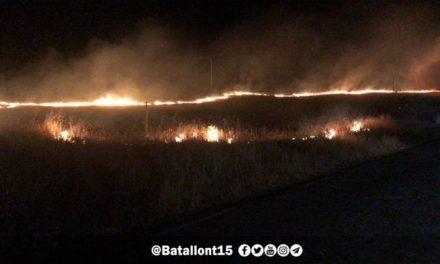 Medio Ambiente declara la época de peligro alto de incendios forestales en Extremadura