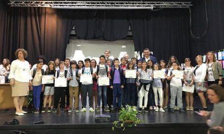 Premian al Colegio Virgen de Argeme de Coria por su labor en la lucha contra la obesidad infantil y juvenil