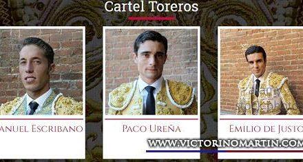 Los Victorinos protagonizarán este domingo la corrida de la Prensa en la Feria de San Isidro de Madrid