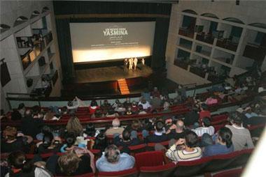 Los 62 cines extremeños reciben 484.933 espectadores en los cinco primeros meses del año