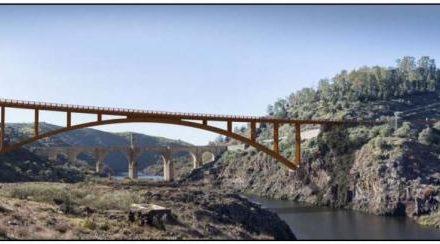 La Junta hace pública la formalización del contrato para la redacción del proyecto del puente de Alcántara