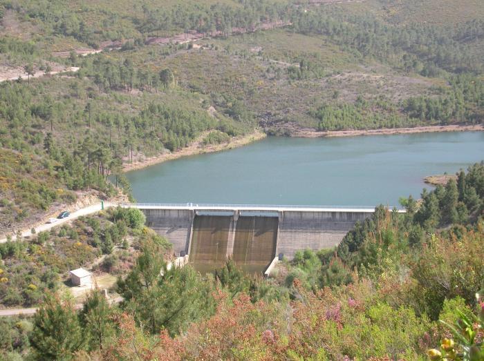 La cuenca del Tajo está al 91,29 % de su capacidad, una cita notablemente superior a la del pasado año