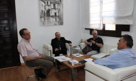Coria prevé que la segunda fase de las obras de la Catedral comiencen después del verano