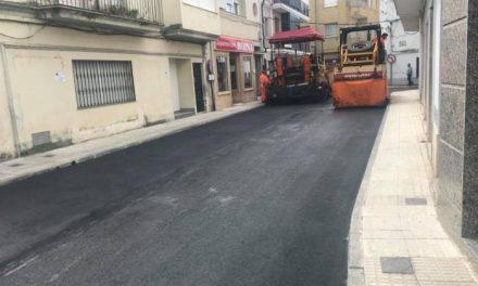 """Los socialistas de Moraleja destacan que """"a pesar de la difícil situación económica"""" se están realizando obras"""