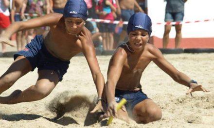 Más de 60 deportistas participan en el IV Open de Rescate de la Diputación celebrado en Moraleja