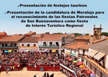 Moraleja tiene todo preparado para dar a conocer las ganaderías y novilleros de San Buenaventura