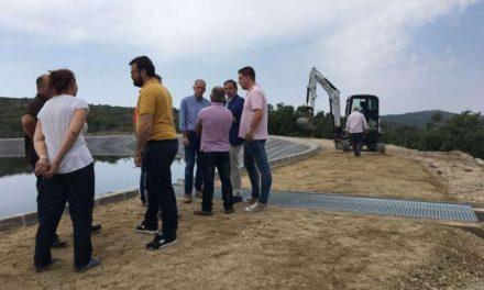 La Junta de Extremadura invierte más de un millón de euros en obras del Plan de Regadío de Montaña
