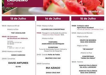 El municipio luso de Ladoeiro dará la bienvenida al verano con el Festival de la Melancia