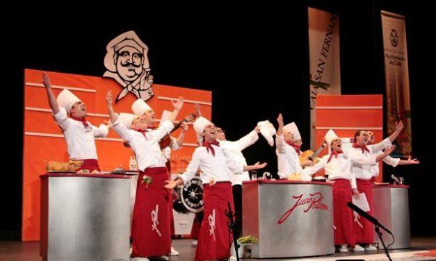 La chirigota ganadora de Cádiz y la murga vencedora en Badajoz estarán en el Carnaval Chico moralo