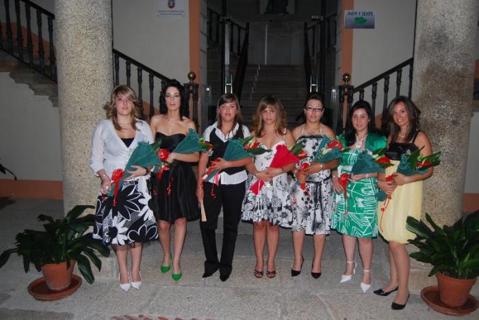 Trujillo elige a Tamara Alvarado reina de las fiestas que se celebrarán del 28 de agosto al 13 de septiembre