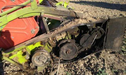 El INFOEX alerta de que más del 80 por ciento de la superficie quemada se debe a maquinaria agrícola