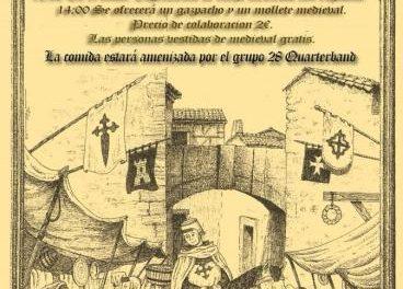 Cilleros se trasladará al medievo para celebrar el día 29 el XIV Mercado Medieval en la zona de El Viñal.