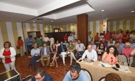Cordero señala el despoblamiento como eje de trabajo de la Diputación de Cáceres esta legislatura