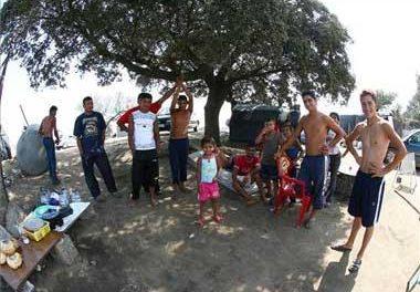 La Inspección de Trabajo detecta 25 contratos ilegales a extranjeros en la población de Santa Marta de los Barros