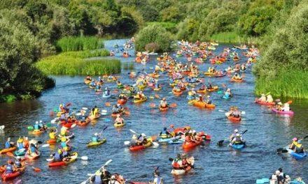 Más de 200 personas se han inscritos ya en el XI Descenso del Río Alagón que tendrá lugar el 5 de agosto