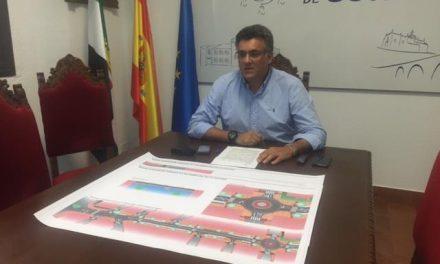 Coria acometerá obras de remodelación de la avenida Monseñor Riveri con una inversión de 300.000 euros