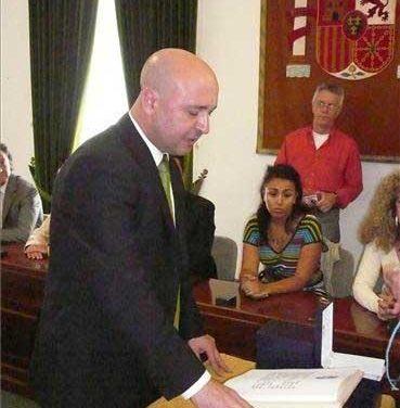 El primer teniente alcalde de Navalmoral será José Pascual