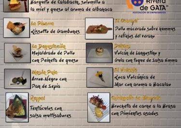 Gastro Terraza Los Charcones y La Pizarra ganan la XI edición de la Ruta de la Tapa de Moraleja