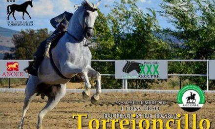 El Salón del Caballo de Torrejoncillo acogerá el I Concurso de Equitación de Trabajo de Extremadura