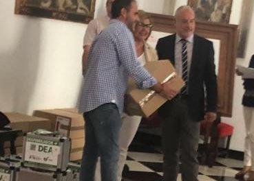 El Ayuntamiento de Moraleja ya cuenta con un desfibrilador para prestar servicios de prevención