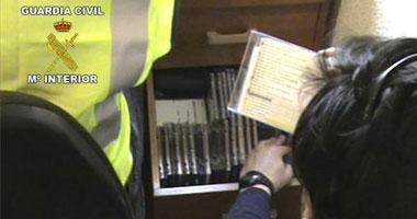 La Guardia Civil de Badajoz dirige una operación nacional contra la pornografía infantil con dos personas detenidas