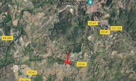 Diputación de Cáceres acometerá mejoras en la carretera EX-205, en Eljas, por valor de 130.000 euros