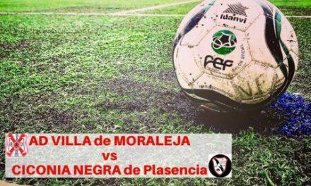 """Las futbolistas del AD Villa de Moraleja celebrará este domingo el I Torneo Femenino """"Por la igualdad"""""""