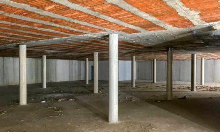 Comienzan las obras de finalización del parking subterráneo de la Plaza del Dr. Viera de Coria