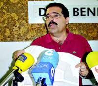 El grupo municipal socialista del Ayuntamiento de Don Benito denuncia que una obra incumple el PGOU