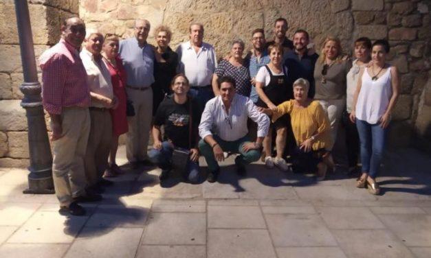 Pedro Caselles es reelegido para presidir la Junta Local del Partido Popular de Moraleja