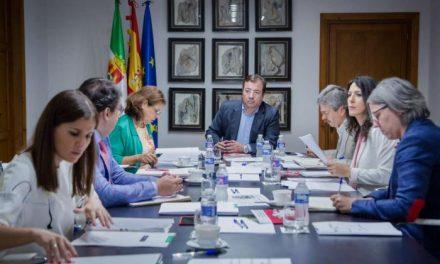 La Junta dota con 1,3 millones el Plan de Corresponsabilidad para impulsar la igualdad