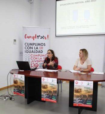 La Junta destaca que el plan bianual de empleo 2016-2017 benefició a 123.000 extremeños