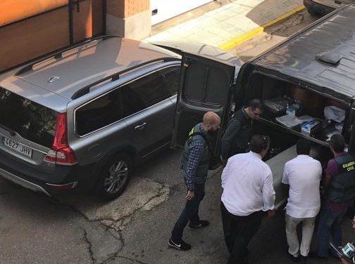 Hallan sin vida el cuerpo de un hombre de unos 60 años en el apartamento en el que residía en Moraleja