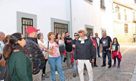 Moraleja hace balance positivo del V Encuentro de Autocaravanas con sus más  de 100 participantes
