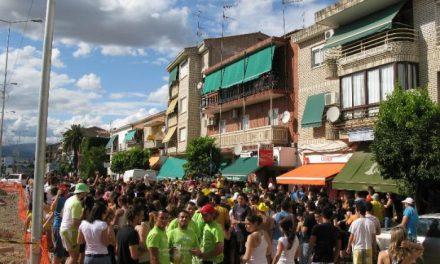 Las peñas de Moraleja dan e pistoletazo de salida a cinco días de fiesta dedicados al patrón, San Buenaventura