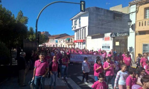 Moraleja cerrará la Semana Rosa con la celebración este domingo de la VI Marcha Rosa
