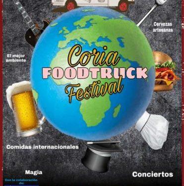 Coria apuesta un año más por la gastronomía como reclamo turístico con el II Festival Food Truck