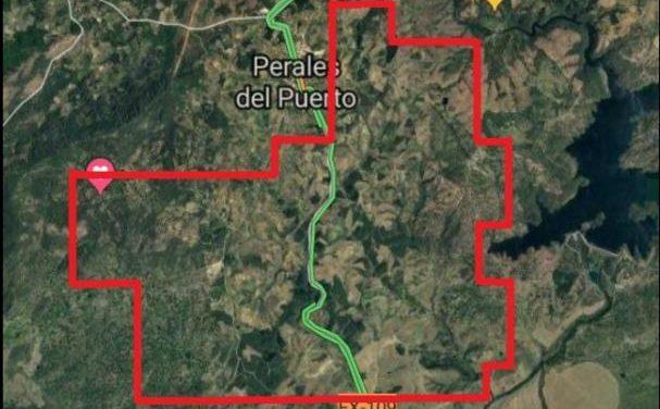 """La Plataforma """"Sierra de Gata Viva"""" se une para frenar tres proyectos mineros en esta comarca cacereña"""