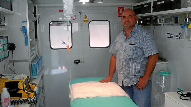 El cirujano Ricardo Iglesias hablará en Coria sobre protocolos de actuación con heridos taurinos