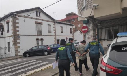 Localizan en Casas de Miravete al tercer atracador huido después de sufrir un accidente en la A-5