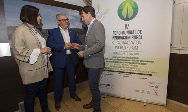 Moraleja acogerá el 8 y 9 de noviembre el IV Foro de Innovación Rural, una cita de cooperación transfronteriza