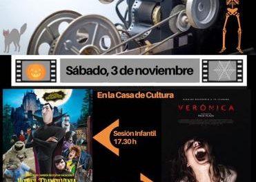 El programa «Sábados de cine» proyectará este sábado en Moraleja dos películas con temática de Halloween