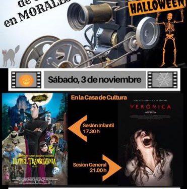 """El programa """"Sábados de cine"""" proyectará este sábado en Moraleja dos películas con temática de Halloween"""