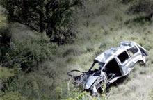 Los vehículos sin asegurar causan cerca de 3.000 accidentes en cinco años