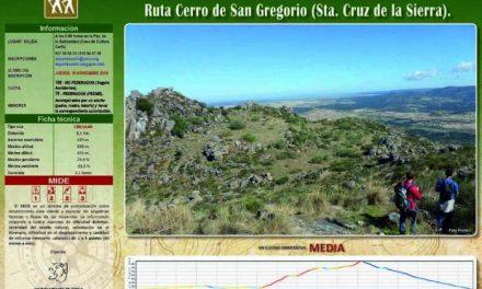 El municipio cacereño de Santa Cruz de la Sierra será el destino de la próxima ruta senderista de Coria