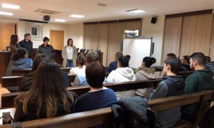 """La Escuela Profesional """"El Alcornocal"""" formará a 15 personas de Moraleja en aprovechamiento forestal"""