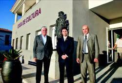 Mata de Alcántara estrena su primera casa de cultura con una inversión total de 235.000 euros