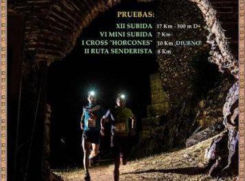 Portezuelo espera reunir este sábado a cerca de 200 deportistas en la XII Subida al Castillo