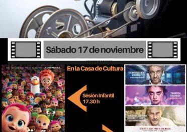 """Moraleja celebrará la tercera sesión de """"Sábados de Cine"""" con la proyección de dos nuevas películas"""