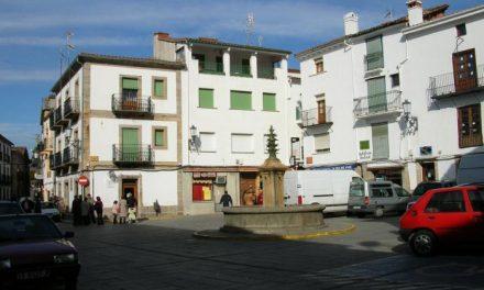 Detenidos en Hervás un joven y una menor acusados de robar un banco en la provincia de Jaén